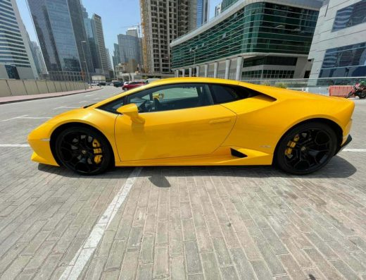 Rent a Lamborghini Huracan EVO – 2020 in Dubai from Grand Royal Rent a Car Dubai #1 Luxury Car Rental Company