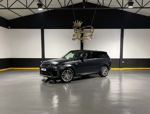 Rent a Range Rover Sports 2020