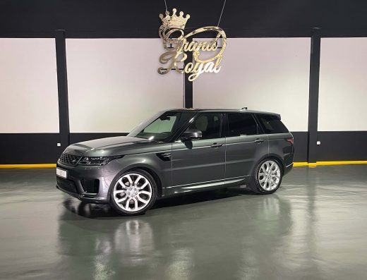 Rent Range Rover Sports HSE – 2020 the Best Luxury Family and SUV car to rent in Dubai from Grand Royal Top SUVs Rental in Dubai 24/7 Rental Services
