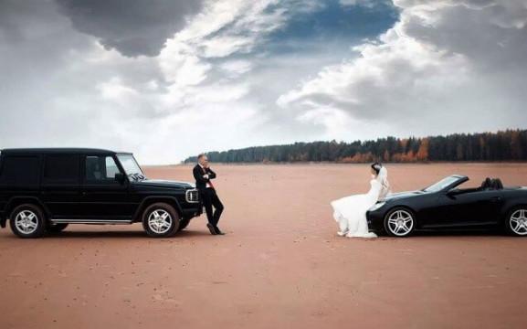 wedding car rental in dubai - grand royal luxury fleet