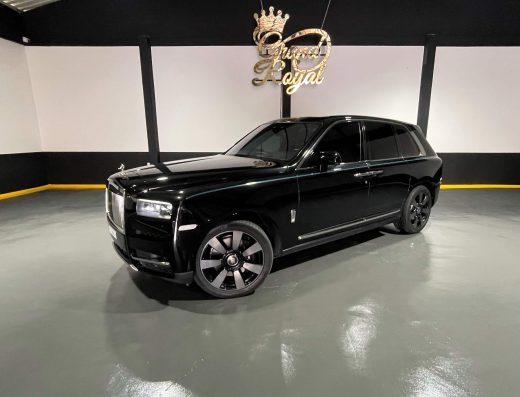 Rent a Rolls Royce Cullinan 2020 in Dubai