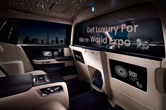 Rent Luxury and Sports Car for World Expo Dubai 2020 (2021)